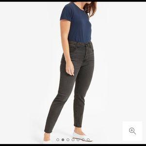 Everlane Cigarette Straight Jeans